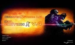 Counter-Strike 1.6 CSL Edition v4