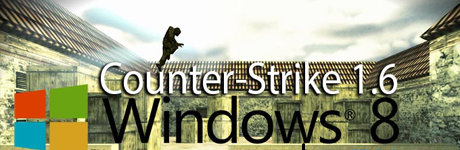 Counter-Strike 1.6 для Windows 8
